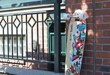 SANCTUM LONGBOARDS / by The Longboard Store
