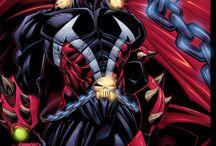 Comic Heroes - Spawn