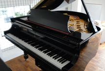 Piano Steinway & Sons Modelo S