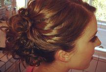 Bridesmaid Hairstyles / by Mackenzie Dake