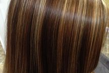 hair / by Kaeley Bacher