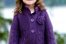 tejidos para niños
