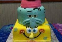 Spongebob feestje