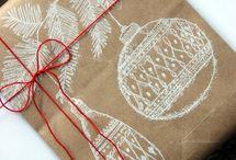 Wrapping ideas - csomagolás