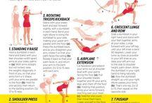 fitness / by Nicole Joseph