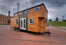 Tiny Houses, Small Home Storage