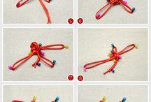 매듭 리본공예