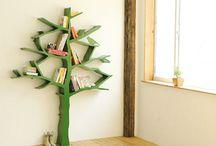 Kids Room Ideas / by Tiffany Guerrero