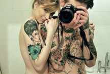 Tattoo, piercing & body art