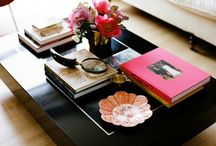 Z - Koffie tafel decor