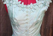 Vintage Sewing / by Karen Bumstead