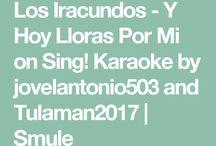 karaokes en Smule Sing