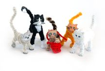 Dress It Up, Pipe Cleaner Critters