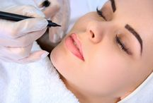 Microblading and Permanent Make-Up.