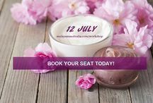 Workshop to make your own natural skincare / Do you like to know how to make skincare products ? that also natural skincare? We are proudly announcing our first kind of workshop to make your own natural skincare!! Details are at http://mulayamaustralia.com/workshop