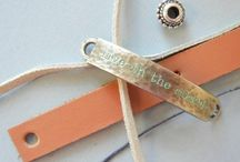 Closures and Clasp ideas for cuff bracelets