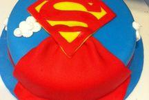 Superhero cake ideas