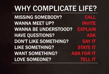 It's always Complicated