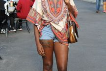 Afropunk fashion