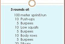 Crossfit Workouts / by Elizabeth Dixon
