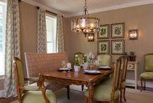My Dream Dinning Rooms