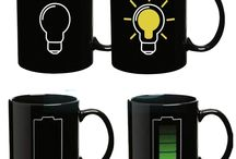 magic Mug Rp 100 ribu / - Mug ajaib ini adalah mug yang jika diisi dengan air panas, pola pada mug ini akan berubah secara perlahan  - Mug ini adalah mug yang sensitif dengan panas  - Diameter 7.5cm, tinggi 9cm