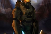 HALO 12345 / by Ed Bender