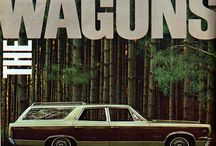 """THE STATION WAGON SHOW! at Pinterest! / Since I was a child, I have loved station wagons. To me they are an icon of the American family in post-WWII America. They symbolize family, fun and adventure on the open road. They were first known as depot hacks as they were vehicles that transported passengers and their belongings from the train depot into a destination. Found around the world, also known as shooting breaks, brakes, estate cars, and kombis, station wagons. You can also see, """"The Station Wagon Show!,"""" on YouTube and at flickr."""