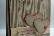 Valentines's/Wedding/Love Cards