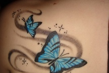 Tattoos / by Iris Valle