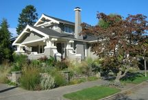 Dream Homes...Craftsman's and Victorian's / by Pam