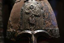 Оружие Руси / Здесь собраны различные экспонаты, дающие понять чем воевала Русь