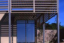 Architektur / Architektur, Design, Häuser, Building, houses, tiny houses, small spaces / by Claudia Sarrazin