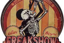 circus freakshow