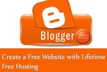 Make Website on Blogger Free Hosting With Advantage