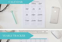 {Functional Planning} Achieve MORE with Your Planner! / Tips, tricks, strategies and products to optimize your planner for productivity!