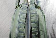 1770-90 Dresses