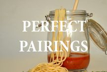 Perfect Pairings / Sometimes two is better than one