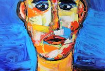 "DAGMAR REYMER ""Faces"" / Dagmar Reymer"