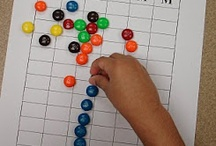 Math - Graphing / Fun ideas for teaching math  in the kindergarten classroom. Graphing
