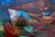 Artist JERZY L. STANECKI / Painting & Print
