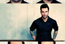 Adam Levine.... Oh boy!!!