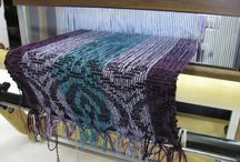 Little Weaver / Photos of beautiful weavings made by our friends and customers on the Little Weaver