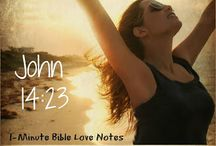 Lovin My Jesus / More 1-minute devotions from BibleLoveNotes.com