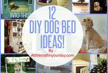DIY Dog Stuff / Great ideas for Do It Yourself dog stuff!