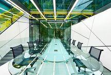 Training room / Training rooms with futuristic & contemporary design