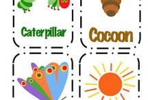 Storytelling: The very hungry caterpillar