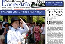 Middleburg Eccentric June 2016 / Middleburg's Community Newspaper ~ Be Local & Bring the community together!
