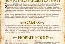 Hobbit/ Lord of the Rings Party