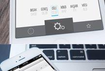 UI - web & app